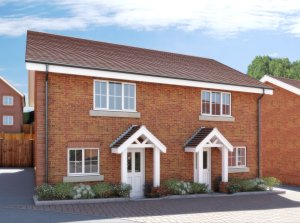 Shearling Meadows, Walworth Road, Andover, SP11 6LY