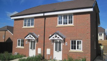 Final Phase at Sidbury Meadows in Ludgershall