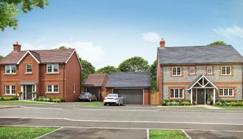 Beech Tree Close, Oakley