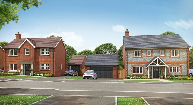 Show Home Launch at Oakley