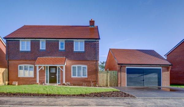 Poets Meadow, Oakley, Basingstoke  - All Reserved